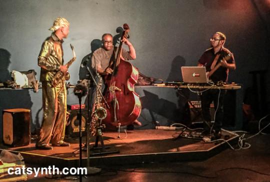 Idris Ackamoor Quartet